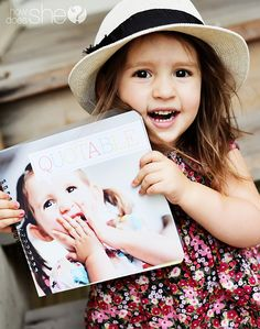 Make each child a book of their quotes... Fill it with pictures of your child, inspirational quotes, and more importantly… THEIR QUOTES! This is a priceless idea, love it!