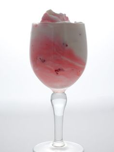 Strawberry Fool  http://www.ivillage.com/easy-appetizer-ideas/3-b-339970#340003
