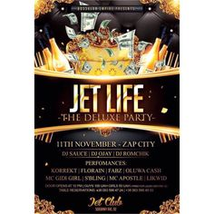 BossKlan Empire will launch & promote it's Music Entertainment Division JET LIFE (THE DELUXE PARTY) on the 11th of November 2016 at Zaporozhye, Ukraine A lot of Africans in Ukraine must have heard of BossKlan Empire it is a company or label currently based in the city of Zaporozhye,Ukraine which was founded on the 1st of April 2014 by a group of four individuals ( Obi, Fabz, Tolu & Dami). BossKlan Empire deals in custom made clothes and designs (BossKlan Wears), event/party planning and…