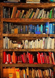 books by color