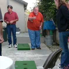 Washer Toss Game Rules