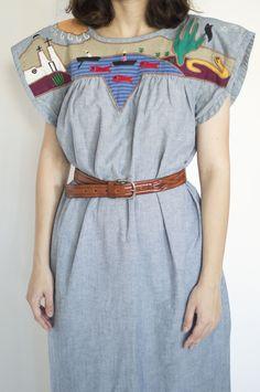 Shirt Dress, Shirts, Vintage, Dresses, Fashion, Embroidery, Shirtdress, Fashion Styles, Dress