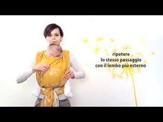 CROCE SEMPLICE DAVANTI con fascia Dolce Contatto (FCC) - YouTube