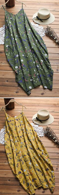 Floral Printed Spaghetti Straps Sundresses for Women Source by joriainslieyx women casual summer outfits Sundresses Women, Summer Dresses For Women, Summer Sundresses, Spaghetti Strap Dresses, Spaghetti Straps, Stylish Summer Outfits, Casual Summer, Birthday Outfit For Women, Boho Fashion