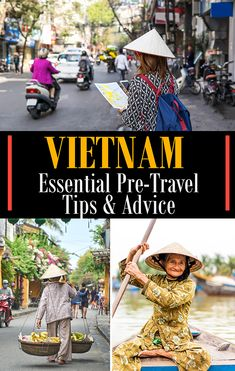 Are you planning to travel to Vietnam? Find all the essential information that you NEED to know -Vietnam Travel Advice & Vietnam Travel Tips!