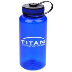 Widen your network with this traveling custom water bottle!
