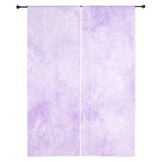 Purple Wash Chiffon