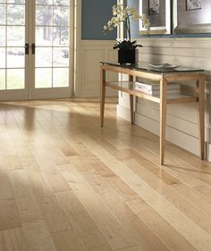 Maple Flooring | natural maple distressed engineered flooring $ 4 59 per square foot 14 ...