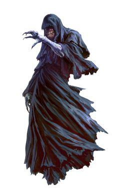 Geist - Pathfinder PFRPG DND D&D d20 fantasy