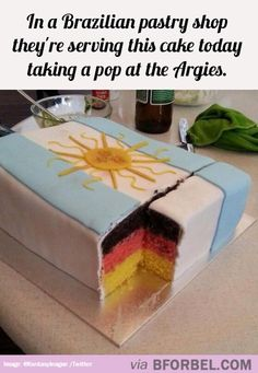 Cake Of The Week…