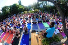 Yogaseverler, 31 Temmuz Cuma günü Sakıp Sabancı Müzesi terasında buluşuyor