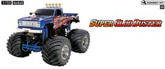 RC Super Clod Buster (Item #58518)