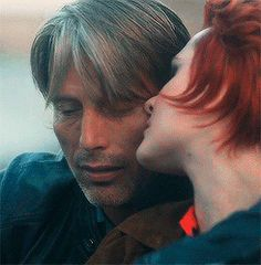"Mads Mikkelsen as Nigel """"And he was the most beautiful man I had ever seen"" "" Mads Mikkelsen, Beautiful Lips, Most Beautiful Man, Beautiful People, Love Romance Kiss, Evan Rachel Wood, The Originals Characters, Hugh Dancy, Stuff And Thangs"