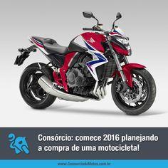 Que tal começar este novo ano com foco e determinação para a compra de uma motocicleta?  Saiba mais acessando a matéria: https://www.consorciodemotos.com.br/noticias/consorcio-2016-planeje-a-compra-da-sua-motocicleta?idcampanha=288&utm_source=Pinterest&utm_medium=Perfil&utm_campaign=redessociais