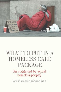 What to Put in a Homeless Care Package - Warrior of God What to Put in a Homeless Care Package (suggestions by actual homeless people) Gifts Homeless Bags, Homeless Care Package, Homeless People, Homeless Shelters, Blessing Bags, Good Deeds, Helping The Homeless, Our Lady, Helping Others