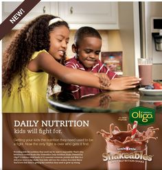 Melaleuca Announces NEW Shakeables Daily Nutrition Shake  For more information, please visit http://joanbob.ownanewbusiness.com