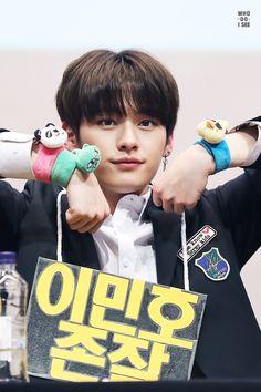 lee minho⋆。˚ I Hug You, Stray Kids Minho, Fandom, Rap Lines, Chubby Cheeks, Kids Board, Old Cats, Lee Know, Lee Min Ho