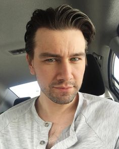 """This is my """"listening to NPR in traffic"""" face. Reign Bash, Bash And Mary, Torrance Coombs, Twilight Movie, Celebs, Celebrities, Perfect Man, Hot Boys, Pretty People"""