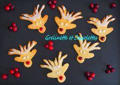 Rudolph The Red Nose Biscuits - Grelinette et Cassolettes Rudolph The Red, Red Nose, Biscuits, Christmas, Noel, Cookies, Navidad, Weihnachten, Cookie Recipes