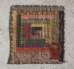 "Basket Pattern from ""Heart of Home""-Brannock/Patek"