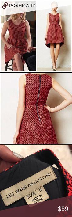 Jessica Simpson NEWWT Modern PINK  Halter Hi-Low Front Slit Dress,size 8,10