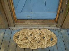Would very much like this to be my front door mat at my cabin in the woods.