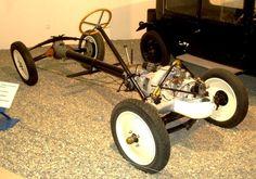 Tatra T11 Backbone ChassisT11