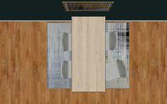Hvordan velge gulvteppe til stuen - Innredningsguiden Bamboo Cutting Board, Home, Ad Home, Homes, Haus, Houses