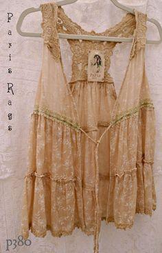 Paris Rags Boho Beauty Vest