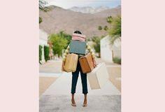 Все о сумках: Как правильно носить тяжелые сумки?