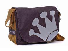 Tasche aus recyceltem Segeltuch von Canvasco bei Kult-Design-Unikate in Chemnitz