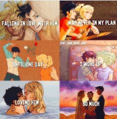Fangirl_time 2 Pictures You Can't Say More Welcome to My Dumb, 2 # Random # amreading # book Percy Jackson Annabeth Chase, Percy Jackson Ships, Percy Jackson Quotes, Percy Jackson Fan Art, Percy And Annabeth, Percy Jackson Books, Percy Jackson Fandom, Percy Jackson Wallpaper, Percy Jackson Characters