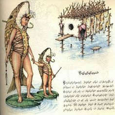 Codex Seraphinianus: A new edition of the strangest book in the world | Dangerous Minds