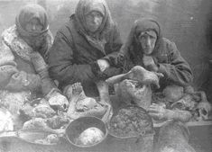 cannabalism in the 1921 famine