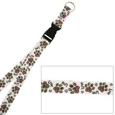 Bring your love of animals on the job with our delightful lanyard. Perfect for holding your keys, it's printed with folksy paw prints in patchwork design and surrounded by Love. Lanyard Keychain, Animal Help, Animal Rescue Site, Patchwork Designs, Paw Prints, Dog Quotes, Animal Shelter, Fundraising, Keys