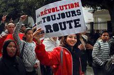 Révolution de tunisie