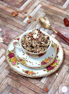 Quinoa mit Horchata de Chufa Erdmandelmilch 3