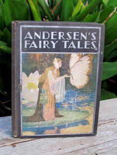 Hans Andersen's Fairy Tales with by nicholesuzetteshop on Etsy