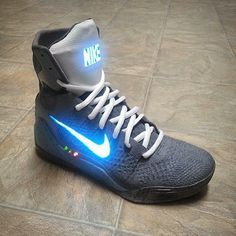 Nike Kobe MAG Customs