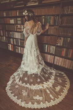 YolanCris  Emma and David. Romantic Vintage wedding style  #YolanCris #realbrides #realweddings #bridestyle #wedding #inspiration #weddinginspiration #bride