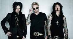 Band featuring former Motley Crue bassist Nikki Sixx, GNR ex DJ Ashba and vocalist James Michael have released fourth studio album Nikki Sixx, Quitting Cigarettes, Sixx Am, Rock News, Rock Groups, Album Releases, Foo Fighters, Music Guitar, My Favorite Music