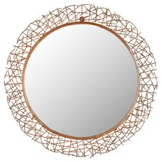 inspiration- maybe in black and rectangular mirror