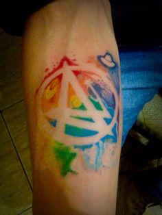 Tattoo age !  A Invasão