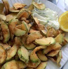 Κολοκυθάκια πάρα πολύ τραγανά!!! Greek Recipes, Vegan Recipes, Cooking Recipes, Veggie Dishes, Food Dishes, Greek Appetizers, Middle East Food, Greek Cooking, Greek Dishes