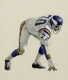 Jim Marshall of the Minnesota Vikings DE 5ff09e28a