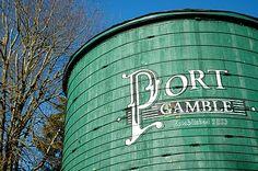 Seattle Local Flavor: Port Gamble