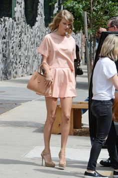 Taylor Swift sighting on July 18, 2014 in New York City.