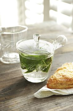 Mint Tea. my summer all time favourite + just add a starry night and someone close to talk to//
