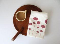 SECONDS SALE  Not quite perfect Linen Tea Towel by MilkhausDesign