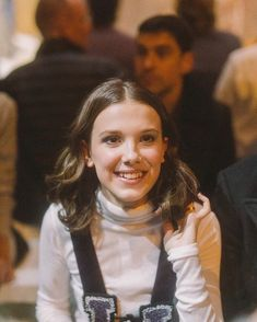 Millie Bobby Brown is the cutest, most generous and just the nicest person on earth and funny too. Millie Bobby Brown is the cutest, most generous and just the nicest person on earth and funny too. Millie Bobby Brown, Bobby Brown Stranger Things, Eleven Stranger Things, Stranger Things Aesthetic, Pretty People, Bobbi Brown, My Idol, Actors & Actresses, Love Her